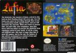 Lufia packaging originally designed by Taito Japan in 1993